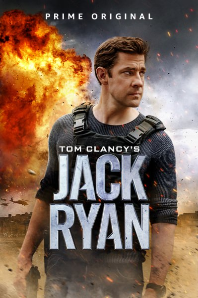 Tom Clancy Jack Ryan Amazon Prime Video
