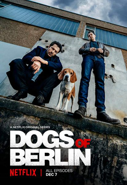 Dogs of Berlin Netflix