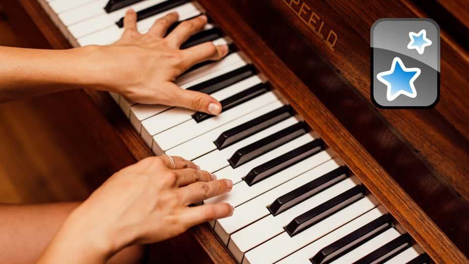 Meilleurs paquets de cartes Anki partagés : les bases du piano