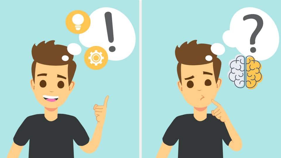 Comprendre la façon dont les choses fonctionnent sera toujours plus efficace que la mémorisation brute