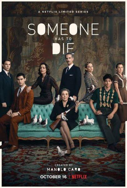 Quelqu'un doit mourir, série espagnole sur Netflix