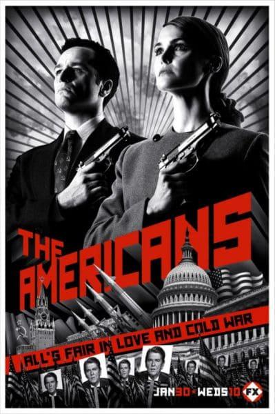 Apprendre les langues avec Amazon Prime Video : The Americans