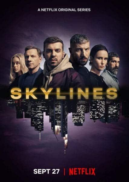 Skylines, une série Netflix allemande
