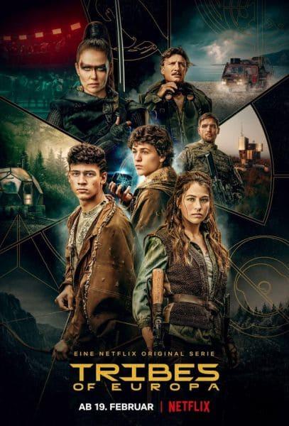 Tribes of Europa, série allemande sur Netflix