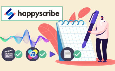 Obtenir facilement des transcripts de qualité avec Happy Scribe
